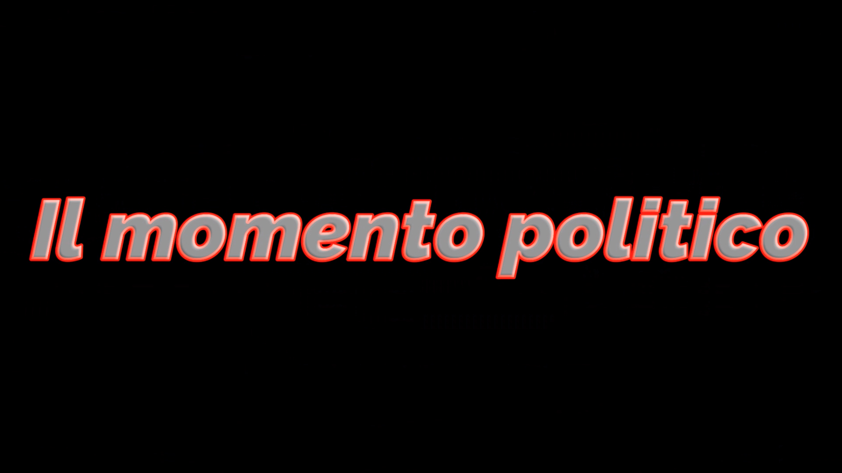 'Il momento politico' category image